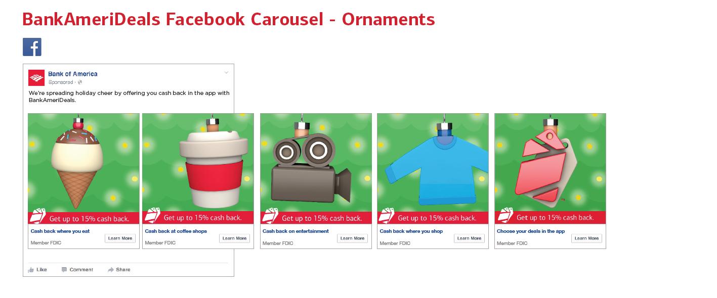 Facebook Carousel – Ornaments